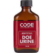 Code Blue Code Red Whitetail Doe Urine