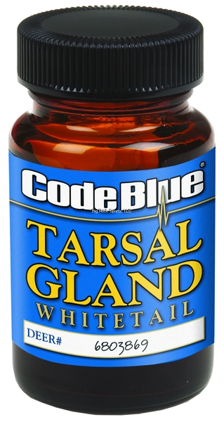 Code Blue OA1002 Whitetail Pure Tarsal Gland 2oz