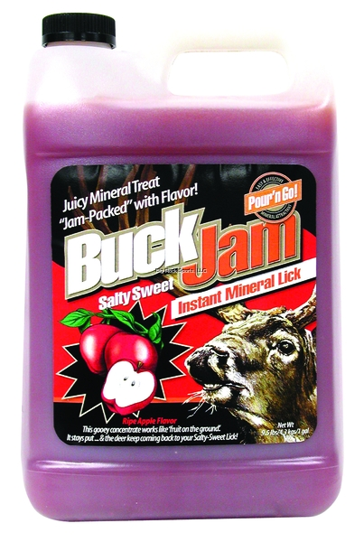 Evolved Buck Jam Ripe Ripe Apple 1 Gal Jug