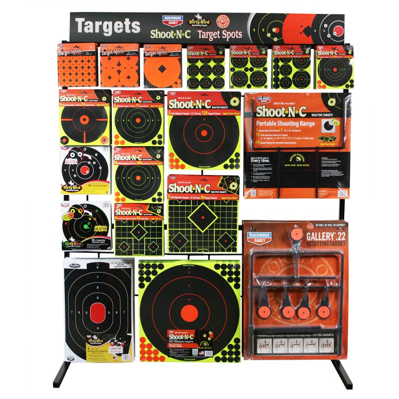 Shoot N C Targets