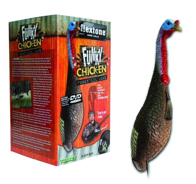 FlextoneFunky Chicken Turkey Decoy